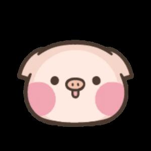 Cute Pig 4