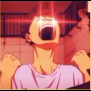 anime sticker aaa gitchueww