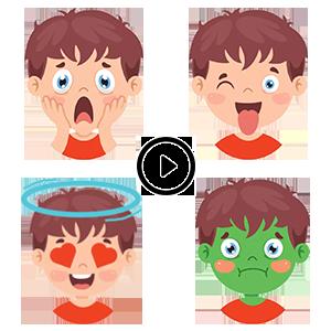 Animated Boy Emoji