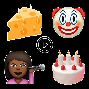 Animated Emoji v3