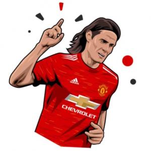 MUFC STICKERS